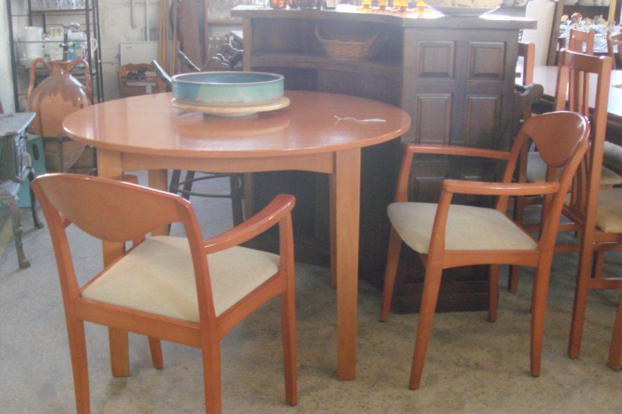 taula rodona menjador larebotiga banyols
